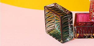 【玻璃烟缸厂家】茶几上的主角水晶烟灰缸