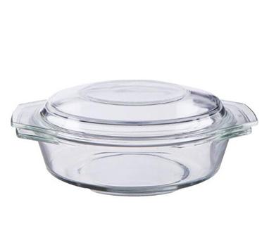 带盖耐高温玻璃碗微波炉烤箱专用