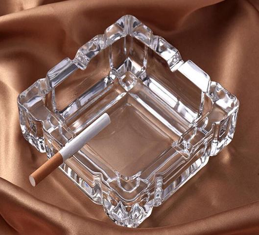 水晶烟缸效果图