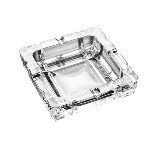 创意个性水晶烟灰缸订做厂家