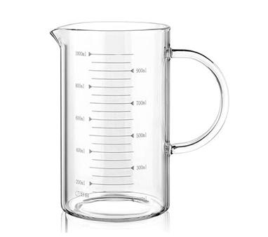 1200ml玻璃烧杯把手烧杯批发厂家