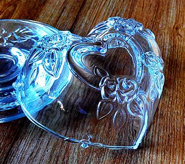 玻璃果盘4材质