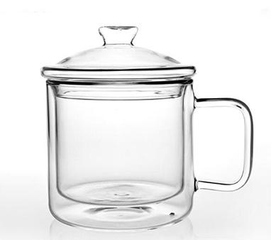 玻璃牛奶杯